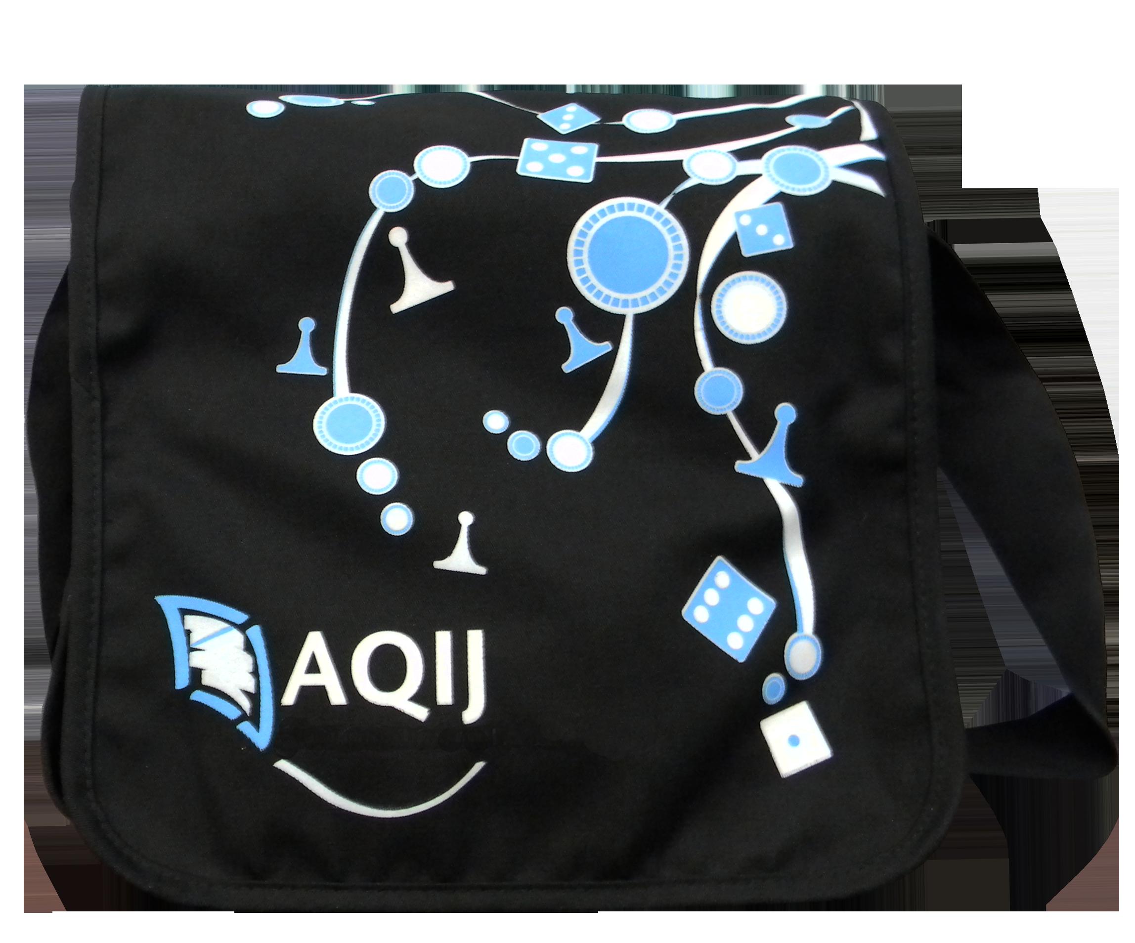 Custom Messenger Tote bag - Tex-Fab
