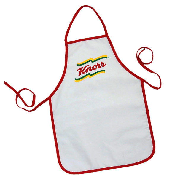 Custom aprons made by Tex-Fab