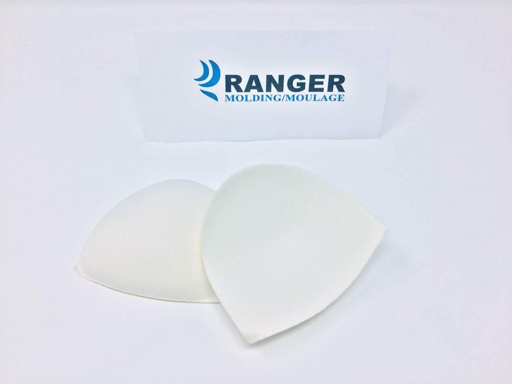 Swimsuit foam Cup Insert - Z11MP1 - Ranger Moulding