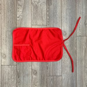 Custon Placemat 4 pockets  Red- Tex-Fab manufacturer - 44-1003