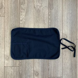 Custon Placemat 4 pockets navy blue- Tex-Fab manufacturer - 44-1003