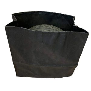 44-3046 Tire Bag Black Tex-Fab manufacture