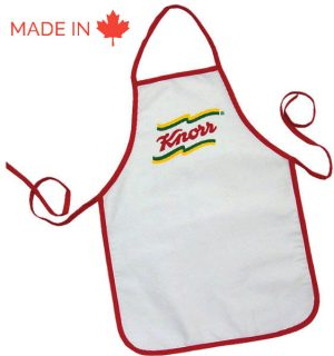 Apron Polycotton white - Manufacturer Tex-Fab - 44-9252