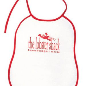 Lobster bib white - Tex-Fab Manufacturer - 44-9269