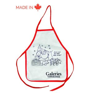 Tablier pour enfant colorable - Manufacturier Tex-Fab -44-9319
