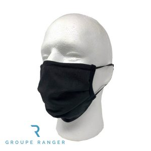 Facemask coton antimicrobial - Groupe Ranger - Afnor