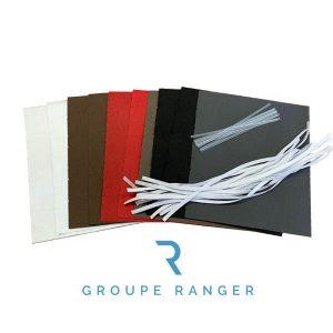 Ensemble confection masque AFNOR - Groupe Ranger